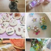 6 Activités montessori autour des fleurs