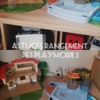 Astuces rangements playmobils !