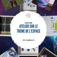 Atelier / Activités sur le thème de l'espace